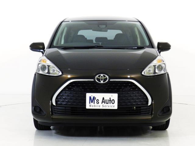 G 7人乗り/両側パワースライドドア/LEDヘッド/スマートキー/ナビレディセット/バックカメラ/6スピーカー/インテリジェントクリアランスソナー/登録済未使用車/メーカー保証付/トヨタセーフティセンス(4枚目)