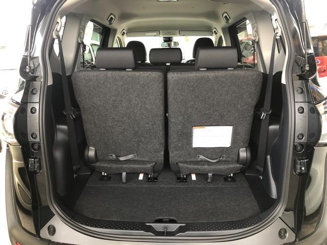 G 7人乗り/両側パワースライドドア/LEDヘッド/スマートキー/ナビレディセット/バックカメラ/6スピーカー/インテリジェントクリアランスソナー/登録済未使用車/メーカー保証付/トヨタセーフティセンス(25枚目)