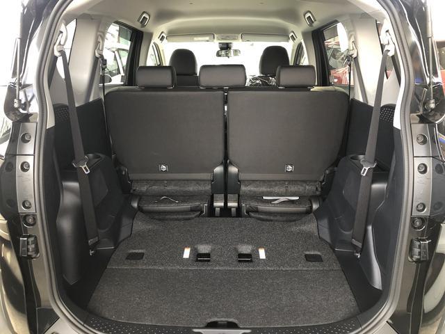 G 7人乗り/両側パワースライドドア/LEDヘッド/スマートキー/ナビレディセット/バックカメラ/6スピーカー/インテリジェントクリアランスソナー/登録済未使用車/メーカー保証付/トヨタセーフティセンス(27枚目)