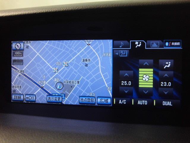 GS350 Iパッケージ HDDナビ バックモニターETC(7枚目)