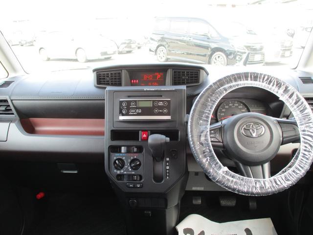 ドライバー目線のインパネです。視界も確保されているので、見やすいですよ。