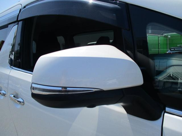 ターンシグナルミラー付きですから周りの車に、「ウインカー&ハザード」を気付いてもらえる装備です。だから、安全・安心!