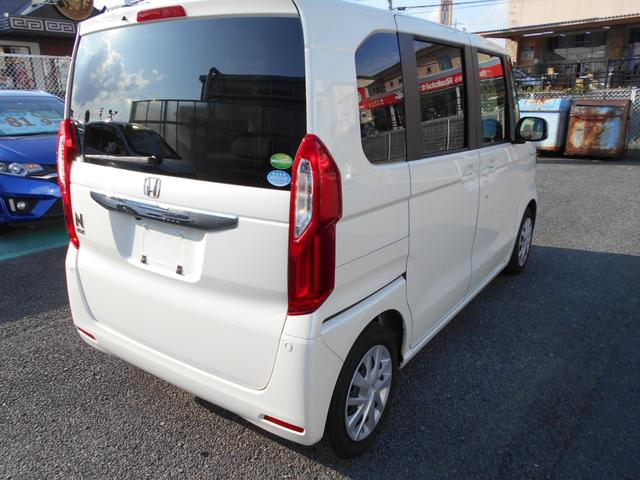「ホンダ」「N-BOX」「コンパクトカー」「愛知県」の中古車7