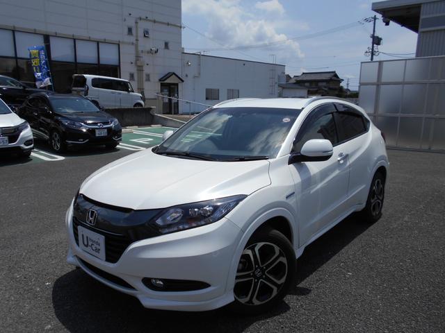 「ホンダ」「ヴェゼル」「SUV・クロカン」「愛知県」の中古車3