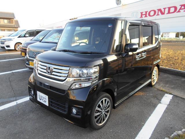 「ホンダ」「N-BOX」「コンパクトカー」「愛知県」の中古車4