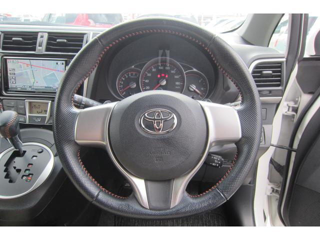 トヨタ ラクティス S保証付・メモリーナビ・HIDライト・スマートキー・16AW