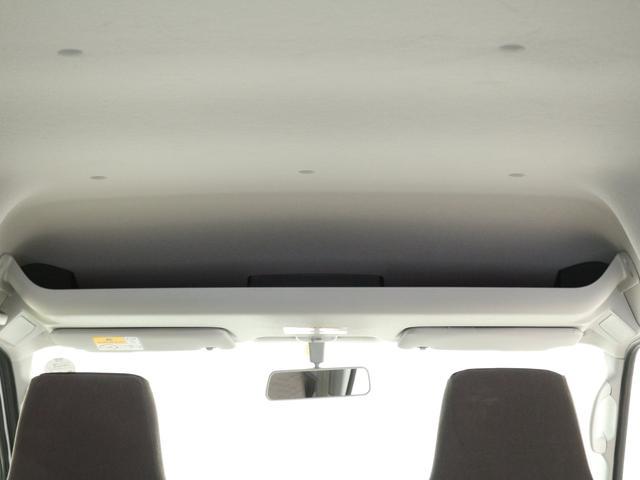 DX ハイルーフ/1オーナー/禁煙車//純正ラジオ/エアコン/パワステ/両側スライドドア/オーバーヘッドコンソール/荷室フラット/キーレス/プライバシーガラス/ライトレベライザー/セキュリティアラーム(13枚目)