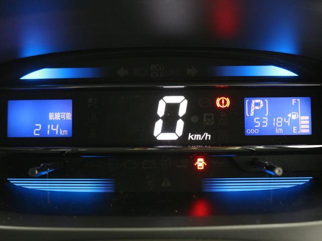 G スマートセレクションSA 禁煙車/衝突軽減ブレーキ/ナビ/フルセグTV/ブルートゥース/オートエアコン/スマートキー/ドライブレコーダー/革ハンドル/アイドリングストップ/横滑防止/チルトステア/シートリフター/純正14アルミ(9枚目)