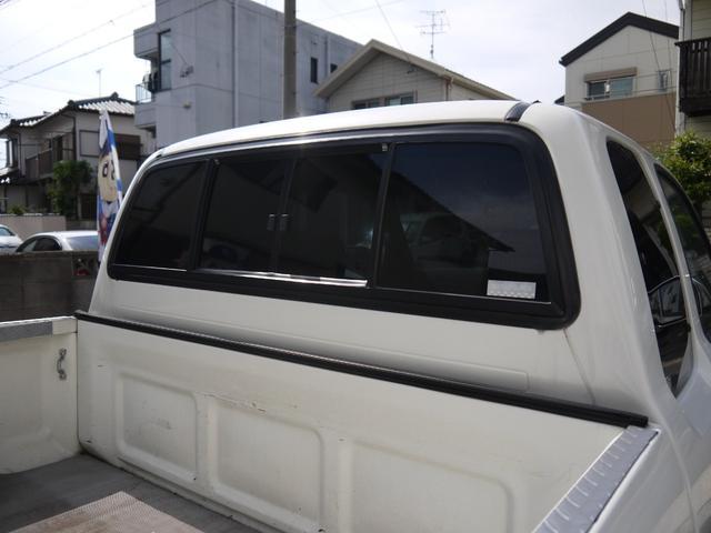 エクストラキャブワイド 4WD サンルーフ 22インチアルミ(11枚目)
