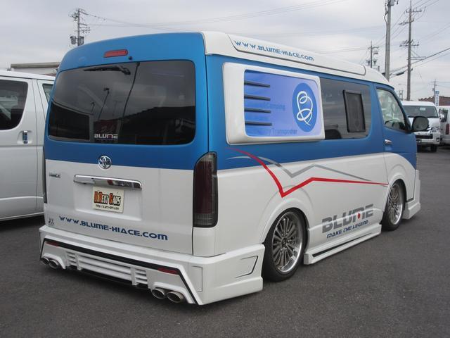デモカーPOPアップルーフ3ナンバー乗用キャプテンシート(23枚目)