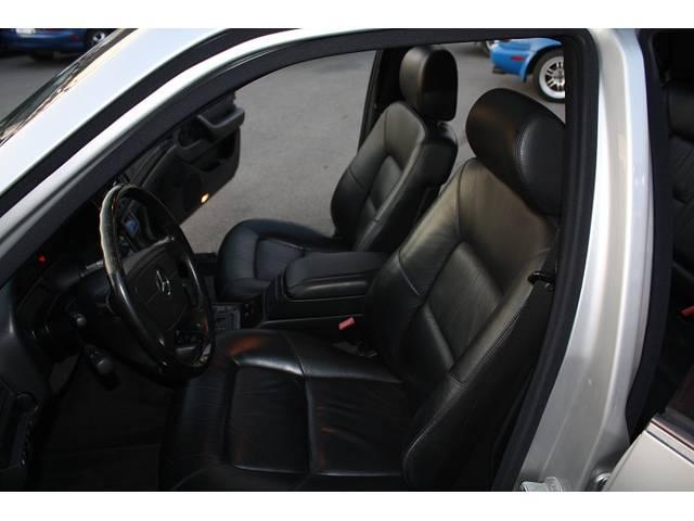 メルセデス・ベンツ M・ベンツ S500後期型最終 左ハンドル ナビETC付 黒レザーシート