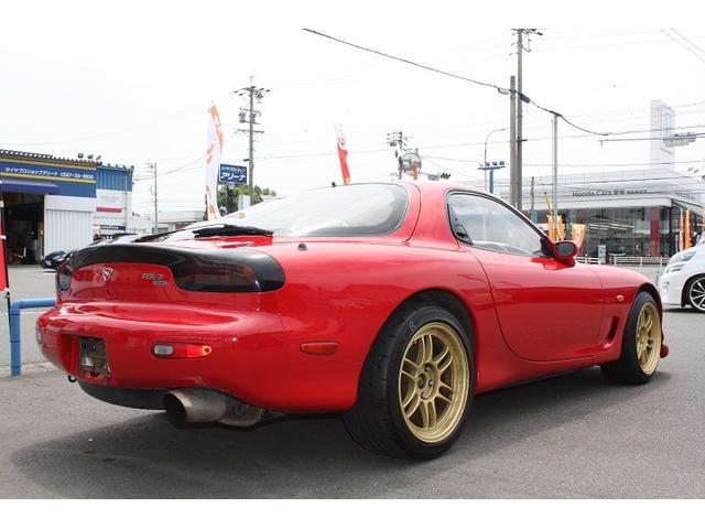 マツダ RX-7 タイプR エンジンオーバーホール済み 5速マニュアル