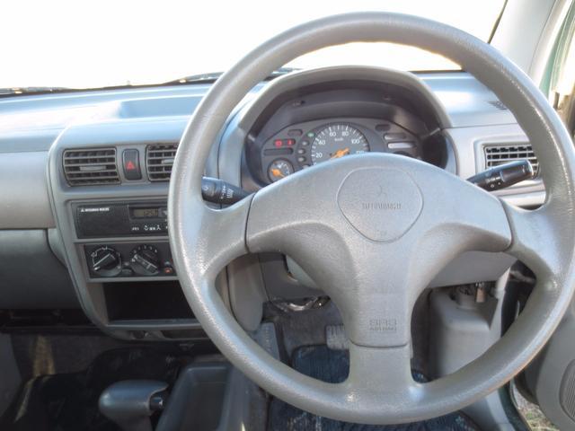 三菱 トッポBJ S オートエアコン インパネAT