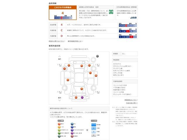 S チューン ブラック フルエアロ スマートキ- 点検記録簿(2枚目)