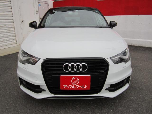 「アウディ」「アウディ A1スポーツバック」「コンパクトカー」「愛知県」の中古車5