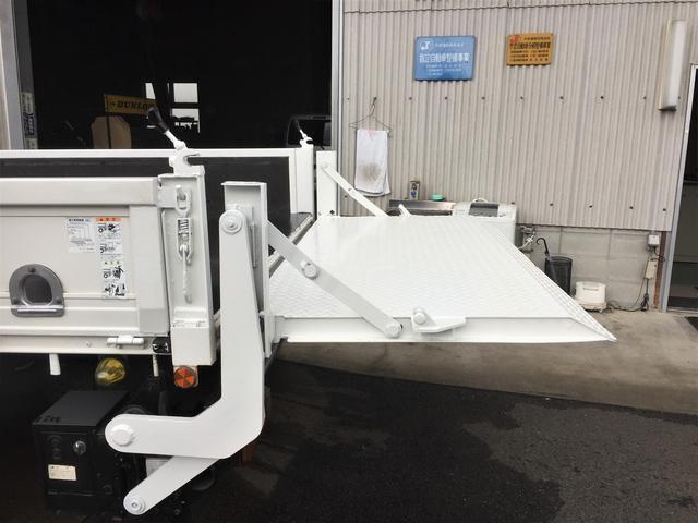 ロング積載3.5t パワーゲート 荷台4.3m 2m 鉄板(5枚目)