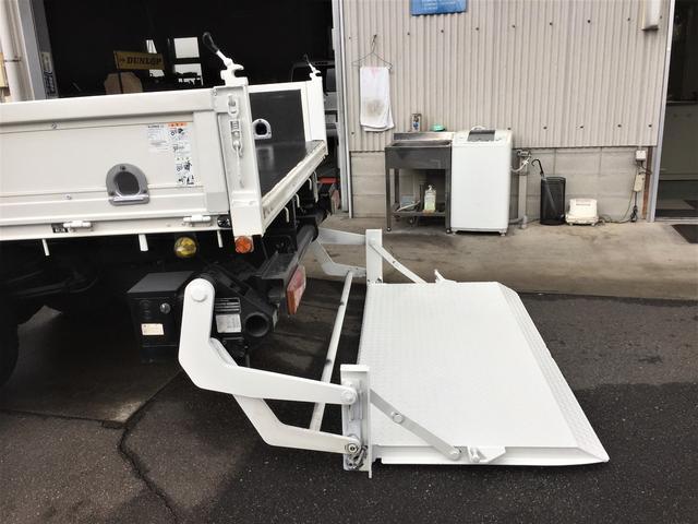ロング積載3.5t パワーゲート 荷台4.3m 2m 鉄板(6枚目)