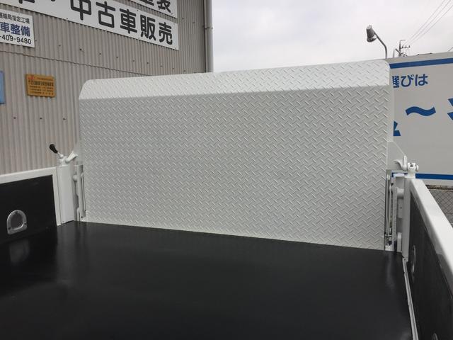ロング積載3.5t パワーゲート 荷台4.3m 2m 鉄板(11枚目)