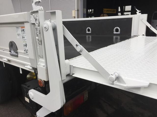 ロング積載3.5t パワーゲート 荷台4.3m 2m 鉄板(14枚目)