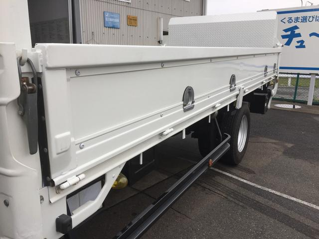ロング積載3.5t パワーゲート 荷台4.3m 2m 鉄板(19枚目)