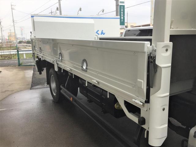 ロング積載3.5t パワーゲート 荷台4.3m 2m 鉄板(20枚目)