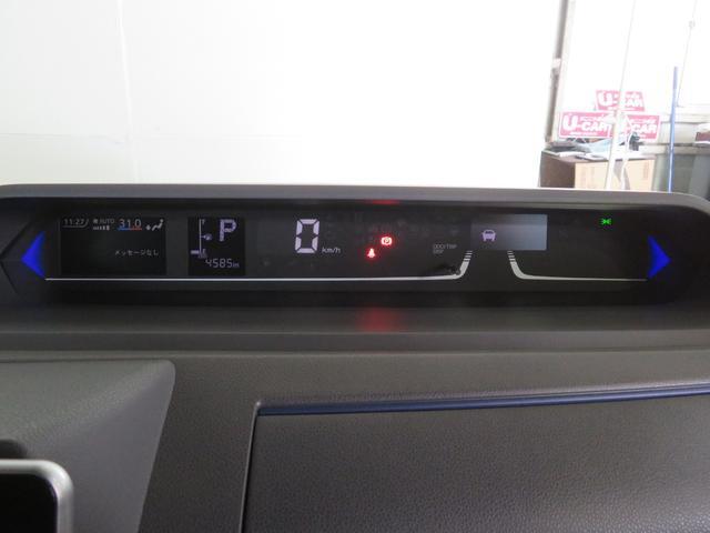 TFTカラーマルチインフォメーションディスプレイ。実走距離4585Km。エコドライブアシスト照明付き。