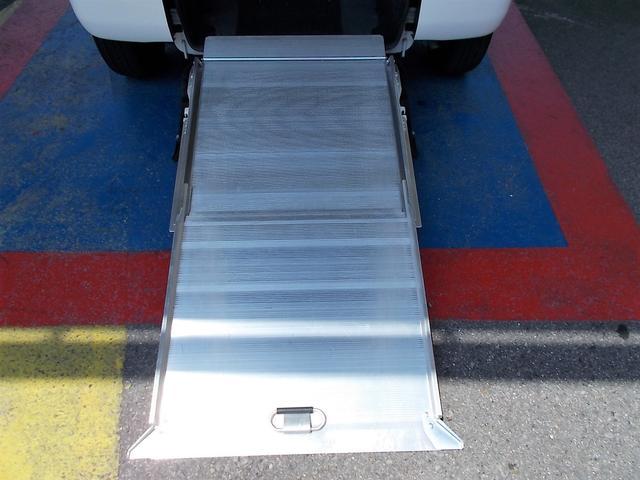 ダイハツ タント フレンドシップ・車椅子仕様スロープタイプ