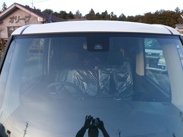 ダイハツ タント カスタムX SAII 未使用車 17インチアルミ 車高調