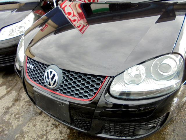 フォルクスワーゲン VW ゴルフ GTIルックフェイス 純正キセノン