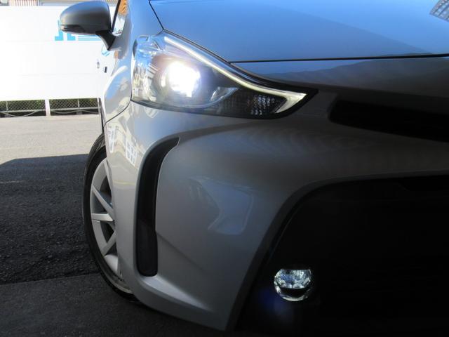 「トヨタ」「プリウスα」「ミニバン・ワンボックス」「愛知県」の中古車11