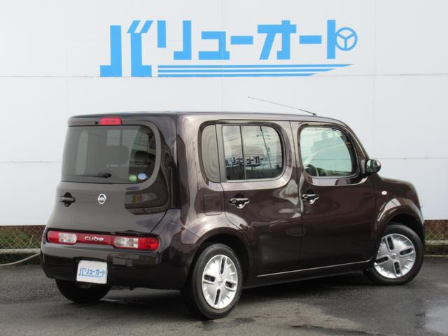 「日産」「キューブ」「ミニバン・ワンボックス」「愛知県」の中古車2