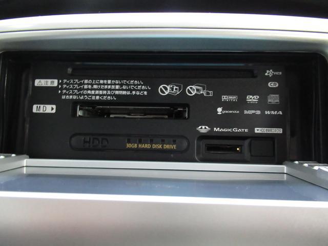 トヨタ ヴォクシー Z 純正HDDナビ ETC バックモニター ワンオーナ