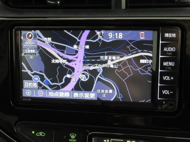 S ワンオーナー 衝突被害軽減システム メモリーナビ ナビ&TV バックカメラ ドラレコ スマートキー ETC ハイブリッド 盗難防止装置 ミュージックプレイヤー接続可 横滑り防止機能 展示・試乗車 CD(5枚目)