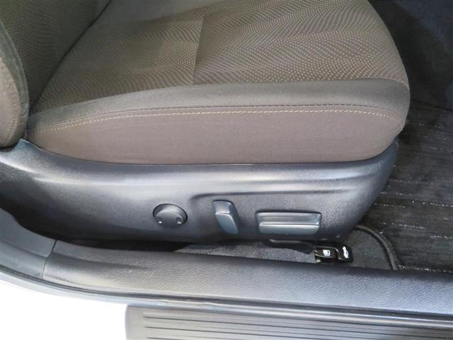 運転席はパワーシート付きで調整もらっくらく♪