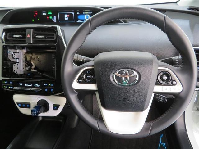 ハンドルから手を離さずに操作できるスイッチが付いて安全、便利です!