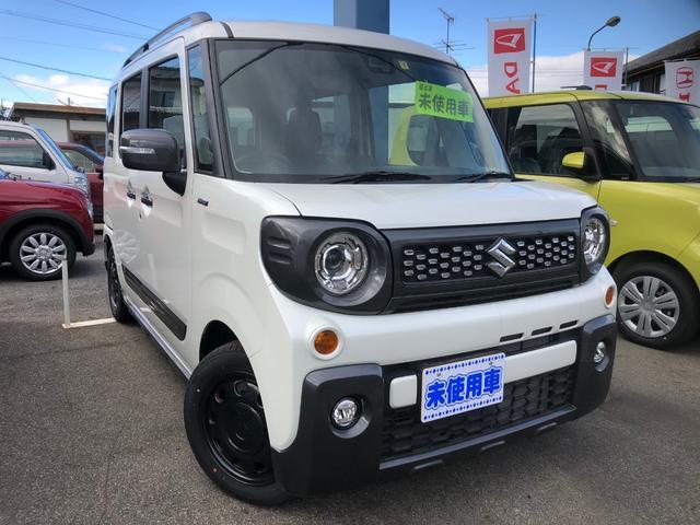 「スズキ」「スペーシアギア」「コンパクトカー」「愛知県」の中古車3