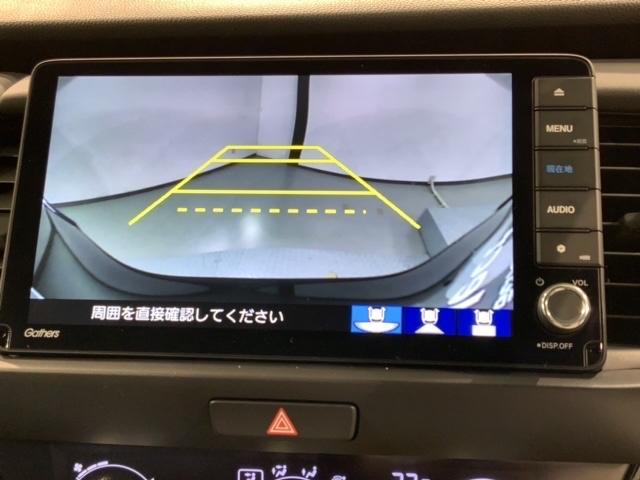 e:HEVホーム 禁煙試乗車 新車保証 純正AW  デカナビVXU205FTI(フルセグ CD録音 Bluetooth iPhone接続機能)(16枚目)