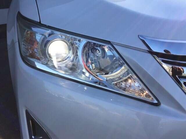 トヨタ カムリ 2.5 Gパッケージ 純正HDDナビ スマートキー HID