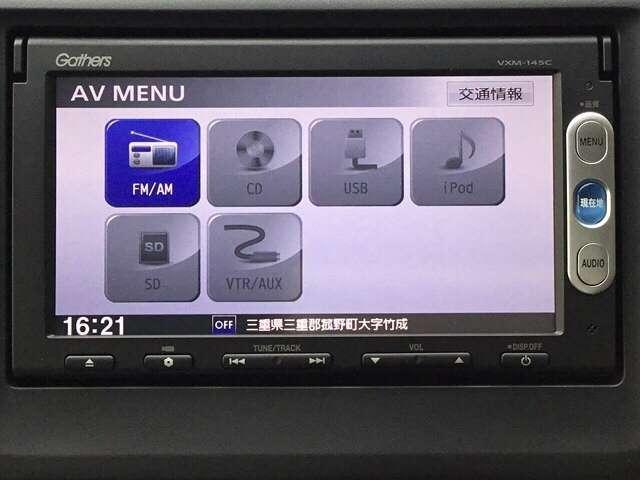 ホンダ N-WGNカスタム G ETC メモリーナビ CD HID スマートキー