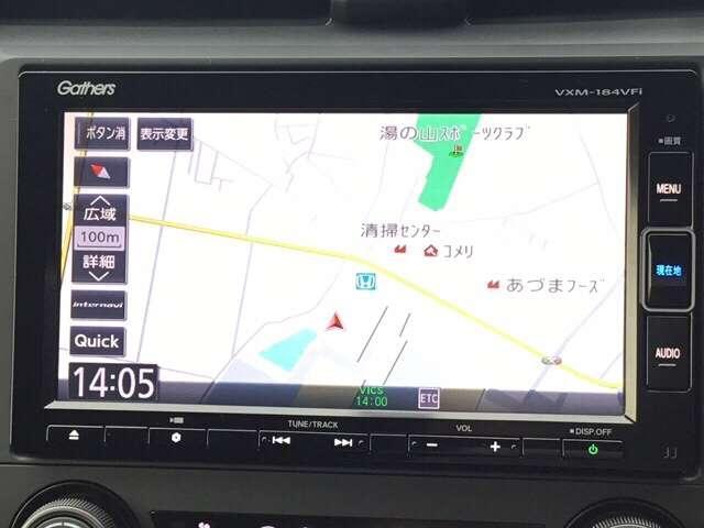 ホンダ シビック 1.5 当社デモカー メモリーナビ フルセグTV