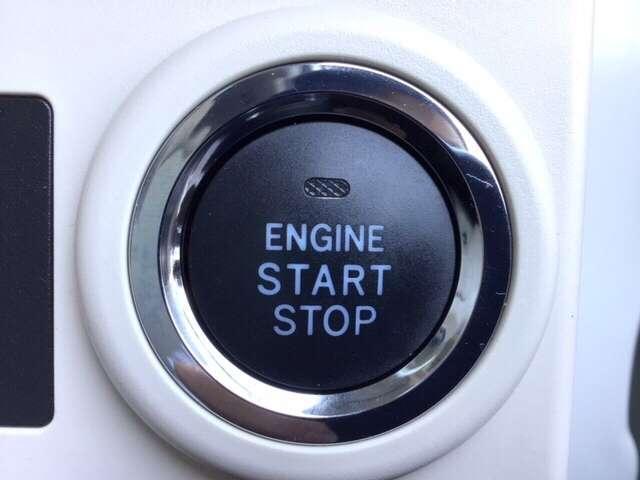 エンジンはもちろんプッシュスタート☆