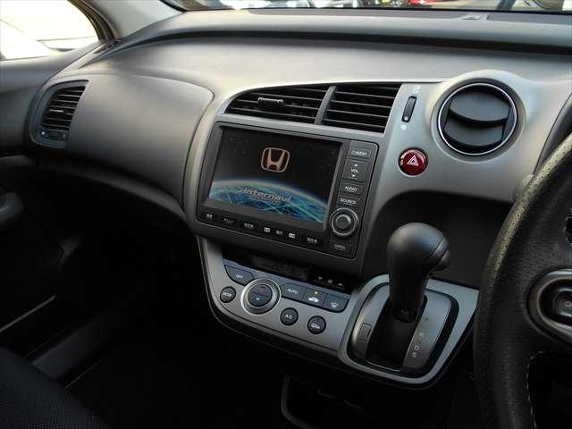 RSZ特別仕様車 HDDナビエディション インターナビ Bカ(15枚目)