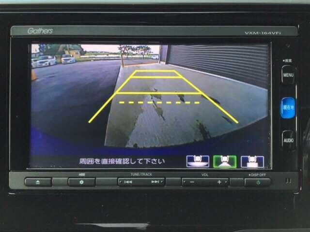 13G・Fパッケージ メモリーナビ ETC Bカメラ スマー(11枚目)