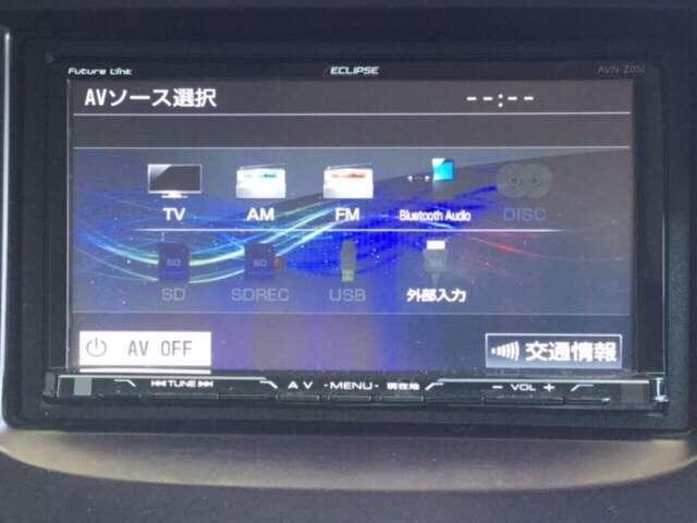 シーズ 社外メモナビ フルセグTV スマートキー(4枚目)