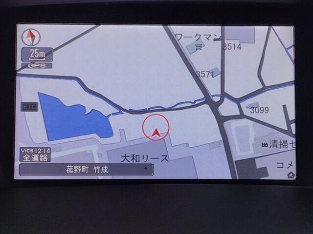 MX・エアロパッケージ インターナビ ETC HID Bカメ(4枚目)