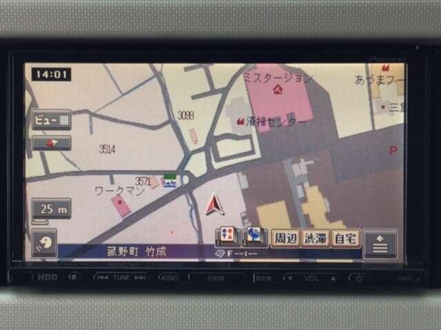 ココアXスペシャルコーデ HDDナビ ワンセグ DVD ワン(9枚目)