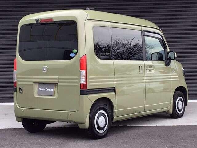 「ホンダ」「N-VAN+スタイル」「軽自動車」「三重県」の中古車15