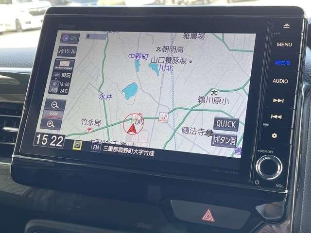 G・Lホンダセンシング 8インチインターナビ フルセグTV Bカメラ ETC ドラレコ スマートキー シートヒーター 左側パワースライドドア LEDヘッドライト アルミホイール 当社デモカー(7枚目)