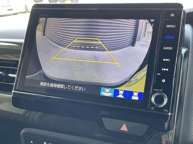 G・Lホンダセンシング 8インチインターナビ フルセグTV Bカメラ ETC ドラレコ スマートキー シートヒーター 左側パワースライドドア LEDヘッドライト アルミホイール 当社デモカー(8枚目)