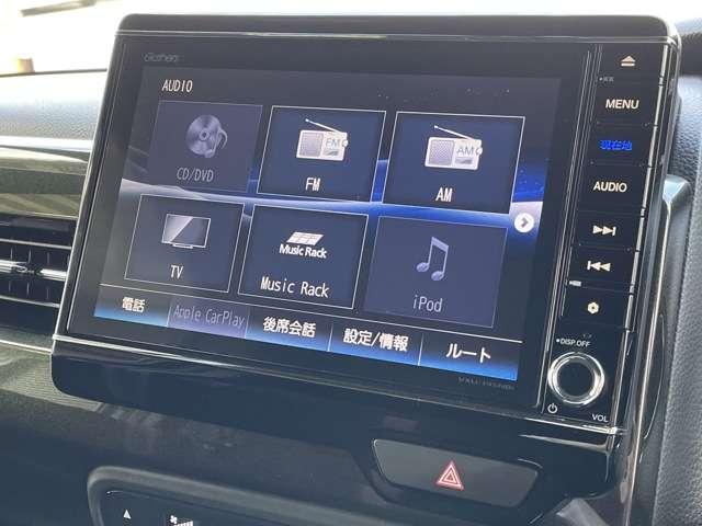 G・Lホンダセンシング 8インチインターナビ フルセグTV Bカメラ ETC ドラレコ スマートキー シートヒーター 左側パワースライドドア LEDヘッドライト アルミホイール 当社デモカー(9枚目)